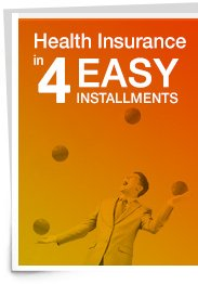 HealthGain Insurance on EMI