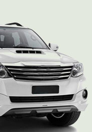 Toyota Fortuner Car Insurance