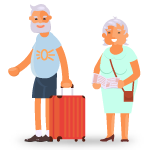 Travel Insurance - Senior Citizen Travel Insurance